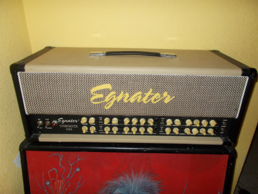 Egnater Tourmaster 4100 cabezal