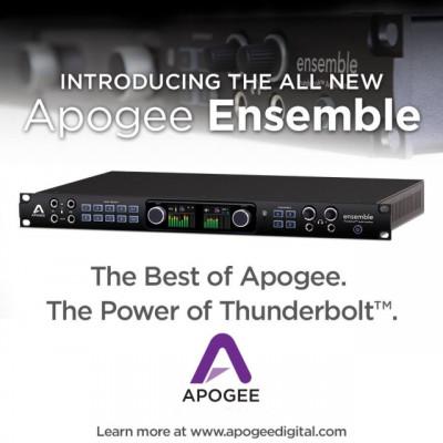 Apogee Ensemble Thunderbolt. GRAN REBAJA!!!