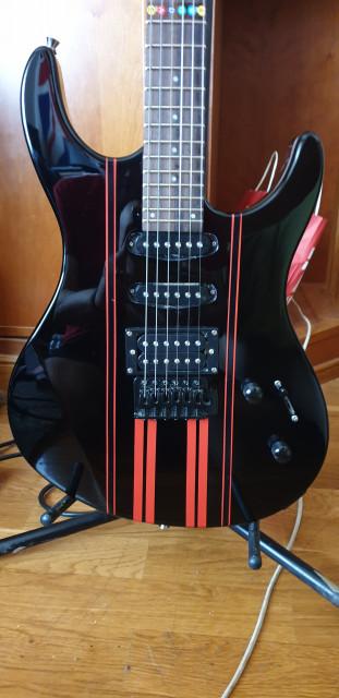Guitarra eléctrica Washburn RX-10