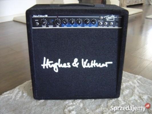 Vedo o cambio Amplificador 30w h&k thirty
