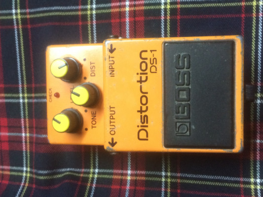 Pedal Boss DS-1