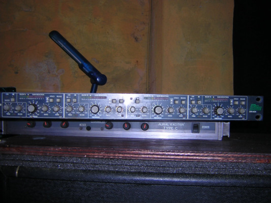 BSS DPR 404 -4 CHANNEL COMPRESSOR-DE ESSER-rebajado 50e.