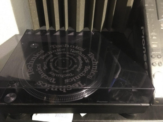 Pionner PLX-1000 + Ortofon Concorde DJ 'S'