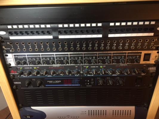 Compresor DBX 166 XL