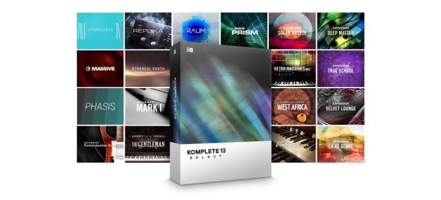 Native Instruments/ KOMPLETE 13 SELECT upgradre