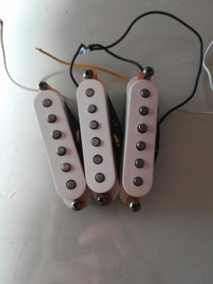 Pastillas Fender MIM 2009