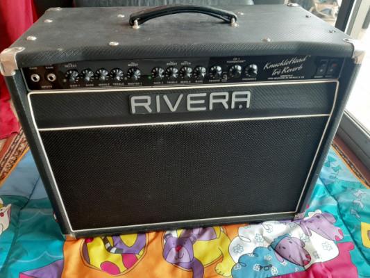 Rivera Knucklehead Tre Reverb Combo 55w high gain