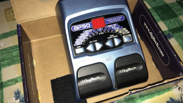 Digitech BP50 para bajo