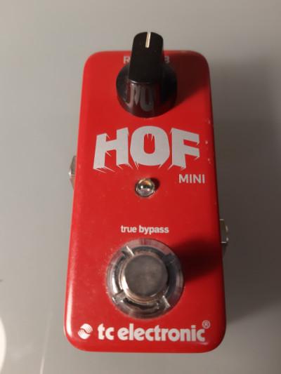 Tc electronic HOF