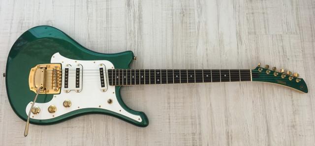 Guitarra YAMAHA SGV 700 Pearl Green