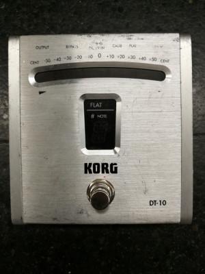 Pedal Afinador Korg DT-10