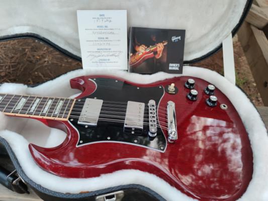 Gibson SG 50th Anniversary 12 cuerdas