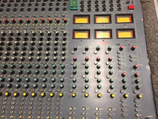 Mesa de mezclas sumador Sinmarc 42 series