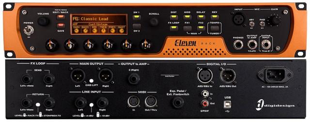 Eleven Rack + PE Tech 21+Behringer FCB1010 REBAJADO y ESTUDIO CAMBIOS