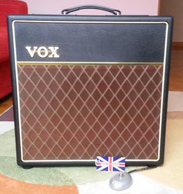 Amplificador VOX AC15 60 aniversario