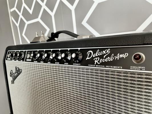 Fender Deluxe Reverb 65 como nuevo - RESERVADO!!!