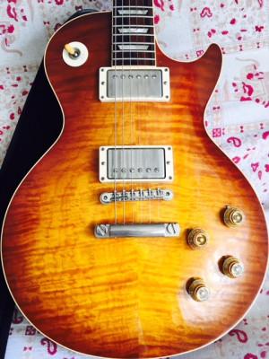 Gibson Custom 50Th Anniversary 1959 Les Paul Reissue