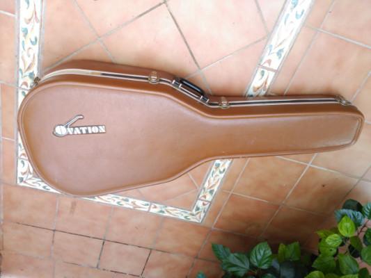 O Cambio. Estuche Ovation Original Marrón
