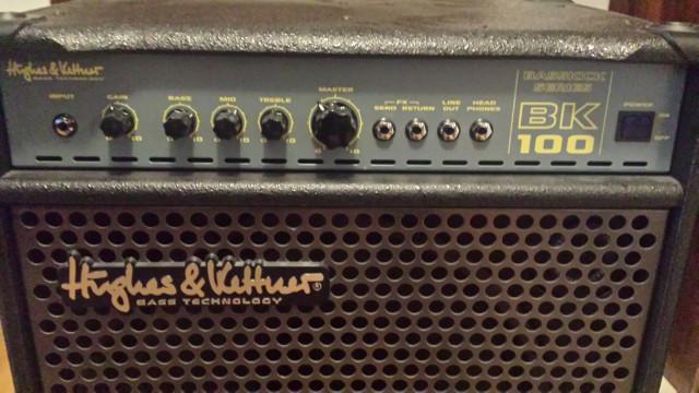 Hughes & Kettner Bass Kick 100