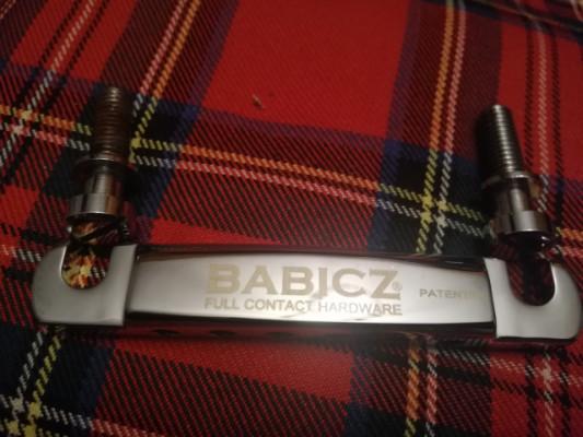 Cordal BABICZ de aluminio ultraligero