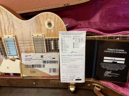 Gibson Les Paul Custom Shop 58
