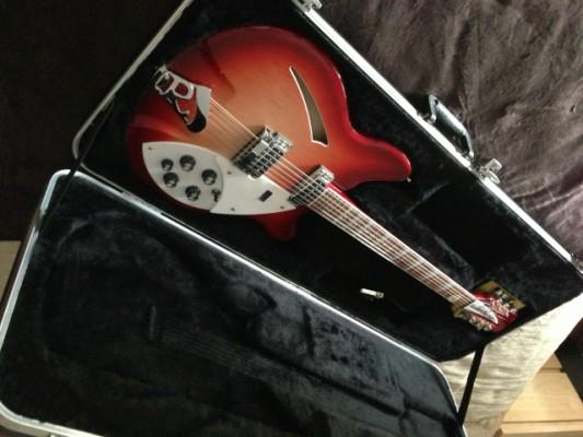 Guitarra Rickenbacker 360/12 FG