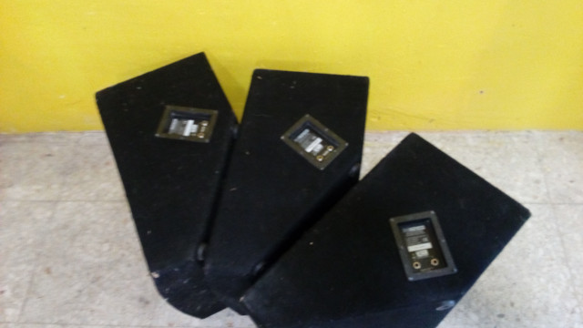 Lote 3 Monitor cuña The Box PA M12 ECO Para piezas o reparar
