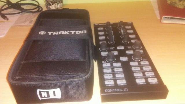 tracktor x1 y Komplete Audio 6