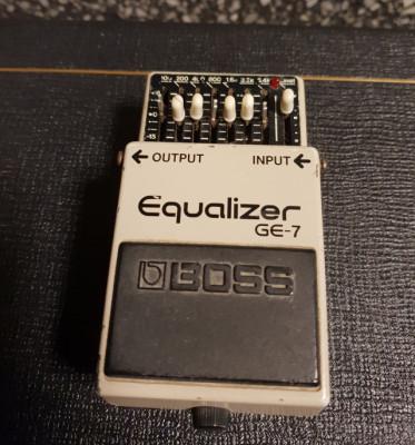 Boss GE-7 Made in Japan