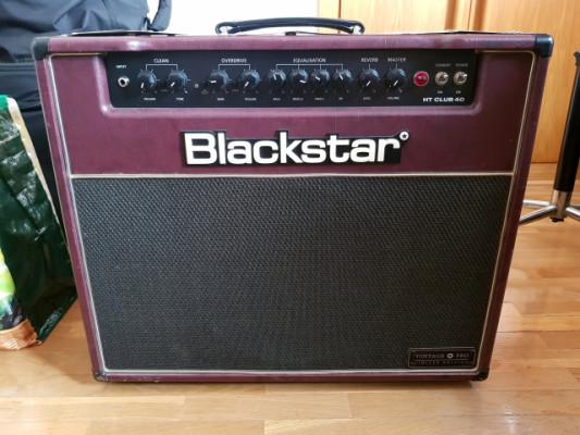 [RESERVADO] O cambio Blackstar HT40 Vintage pro limited edition