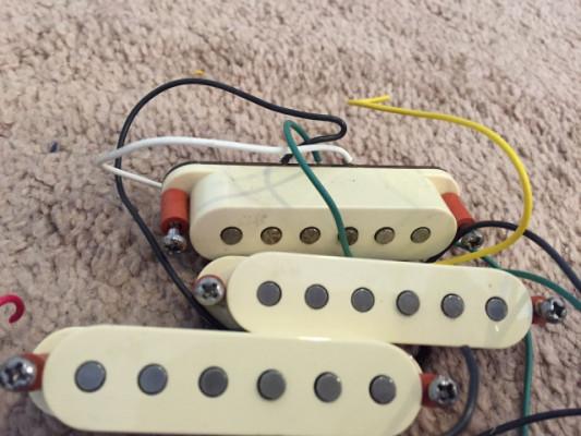 Fender Samarium Cobalt Noiseless SCN Central