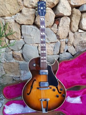 1987 Gibson ES175D, especial caoba. Una joya