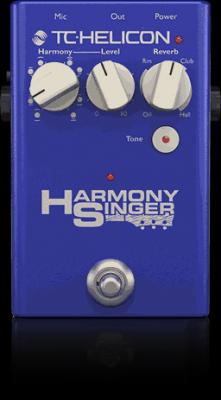 Tc helicon harmony singer 2 por Tc flashback2
