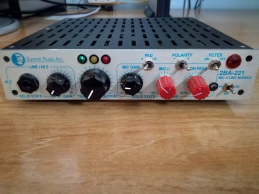Summit Audio 2-BA-221