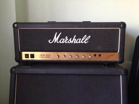 Marshall JCM 800. Mod.2203 1988