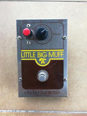 Pedales: Little Big Muff de los 70 y Chorus  Stereo Nobels