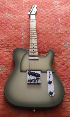 Vendo guitarra Fender telecaster