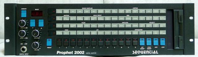Prophet 2002