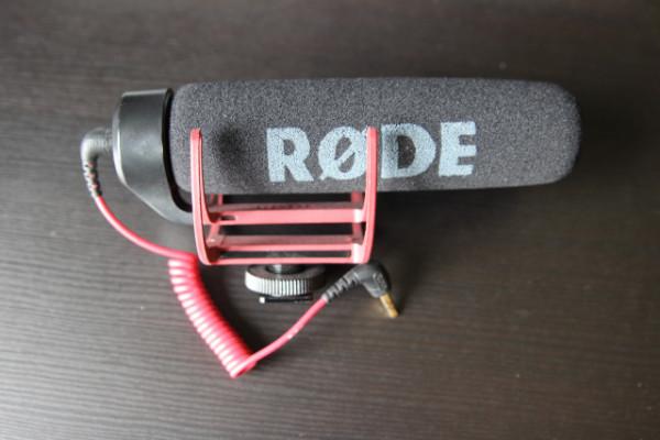 microfono de camara Rode VideoMic GO