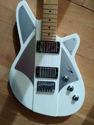 Reverend Billy Corgan. Guitarra eléctrica