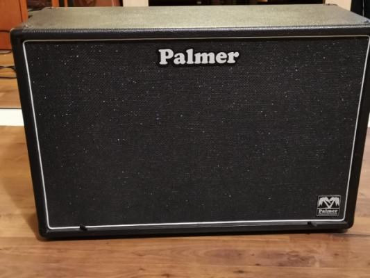 Pantalla Palmer cerrada 2x12 v30
