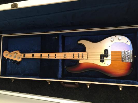 Fender precision japones con mejoras