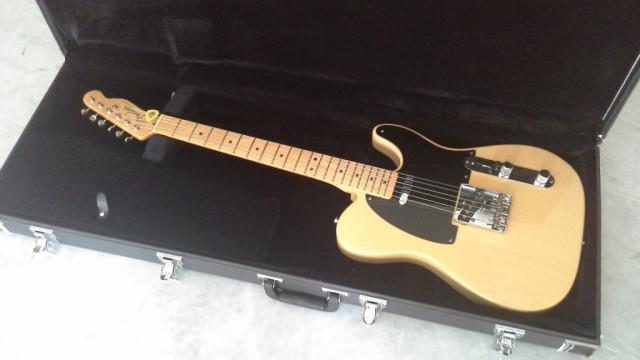 Fender Baja Telecaster con pastillas texas