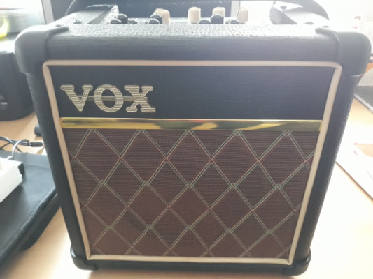 Vendo Vox Mini 5 classic