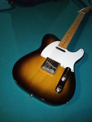 Fender telecaster Mex cambio