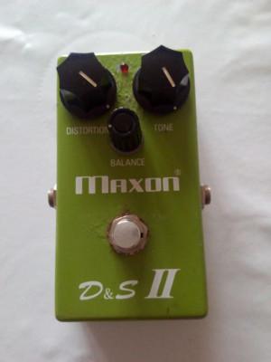 Maxon D&S II (o Cambio)