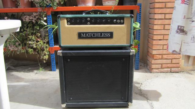 Matchless DC30 cabezal (HC30)
