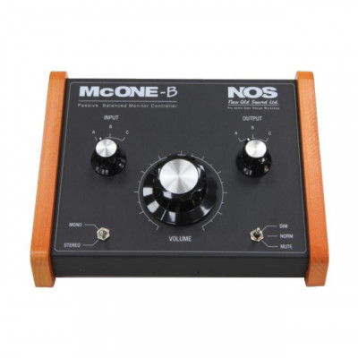 NOS (New Old Sound) McONE (Monitor Control)