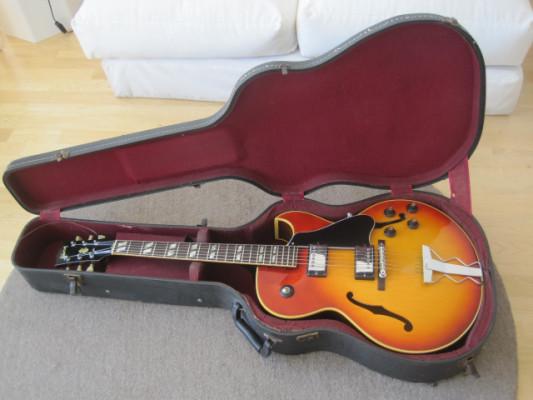 Gibson ES-175D. Muy buen estado.Año 1966-67.Toda original