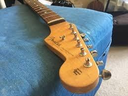 Mástil Stratocaster tipo 60's